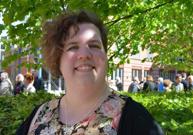 Lisa Karlsson porträttbild