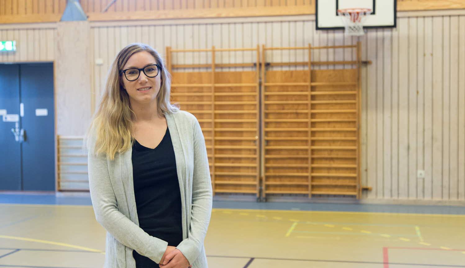 Porträtt Ida Nordmark