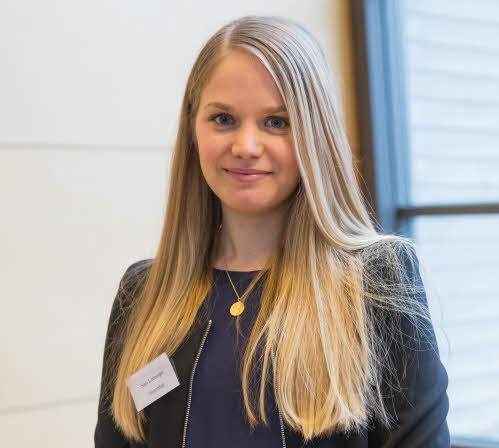 Porträtt Sara Lanninger
