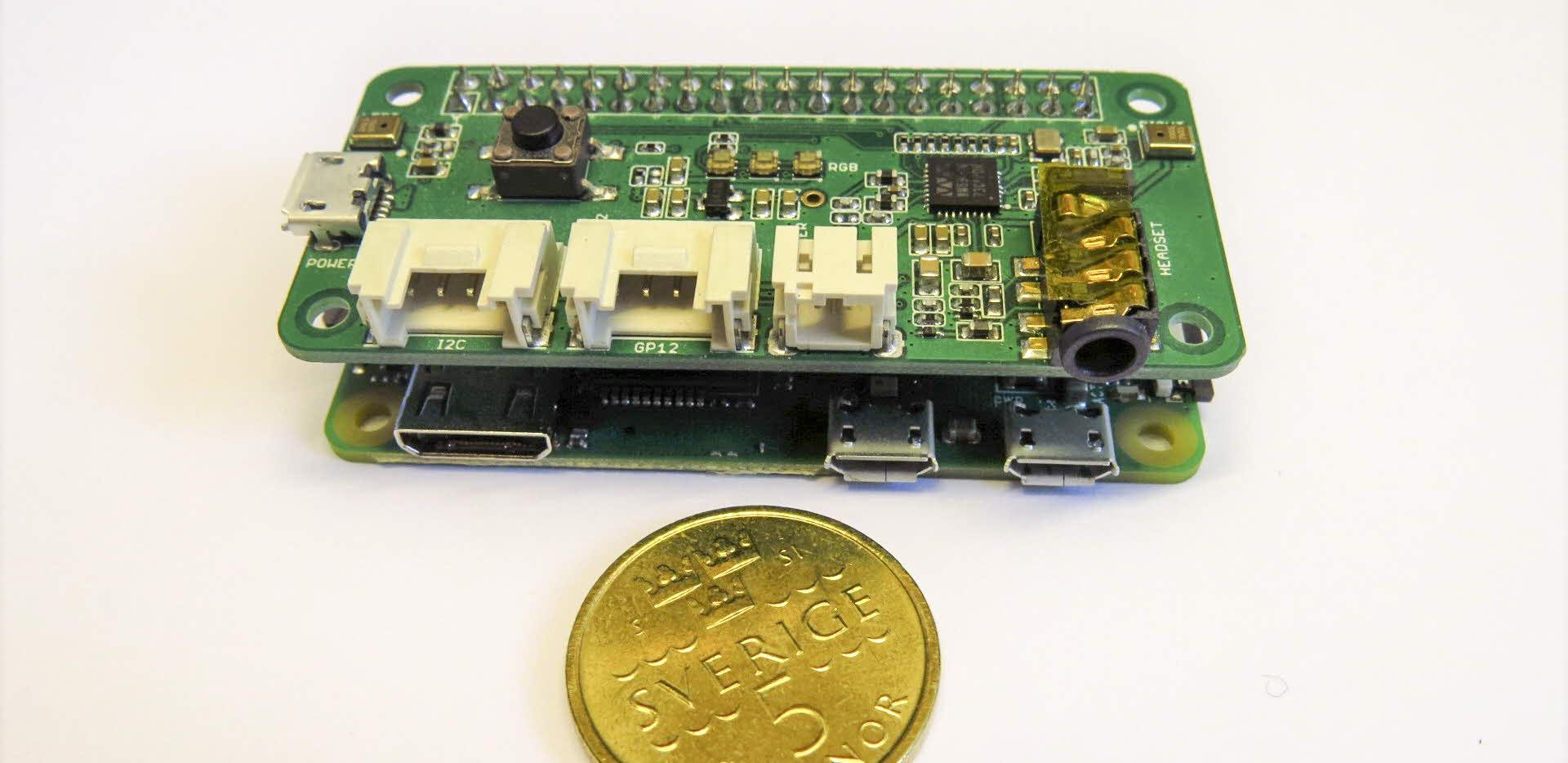 Raspberry Pi-enheten