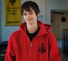 Tobias på bild