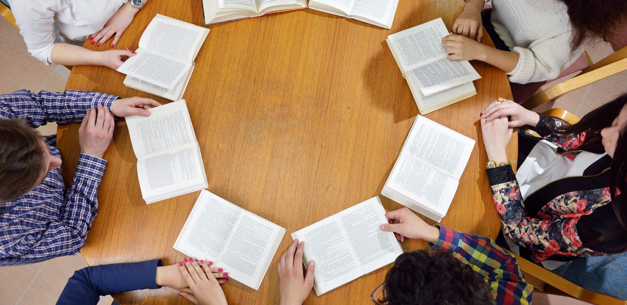 studerande elever