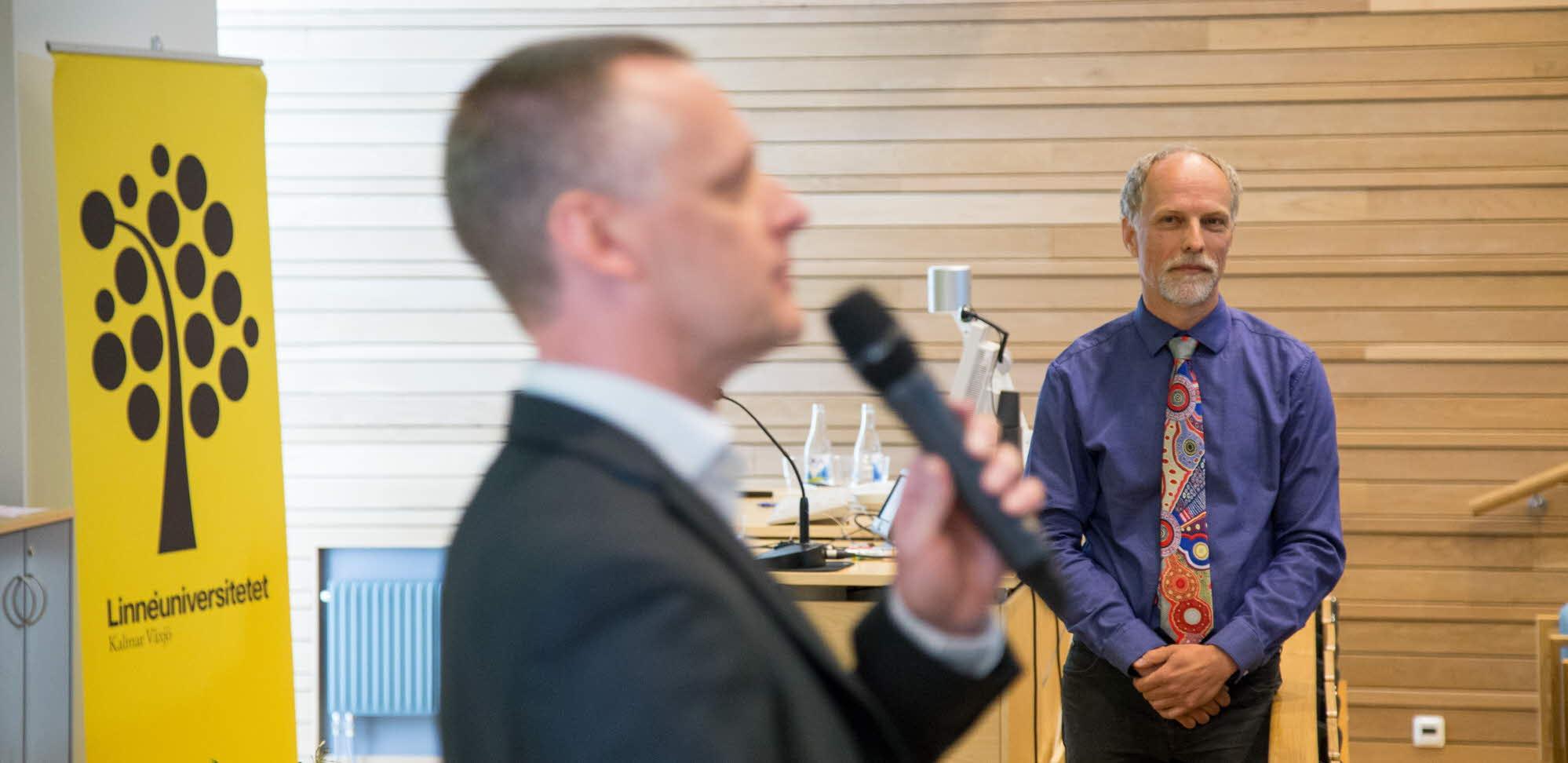 Niklas Ammert welcomes Cornelius Holtorf in 2018