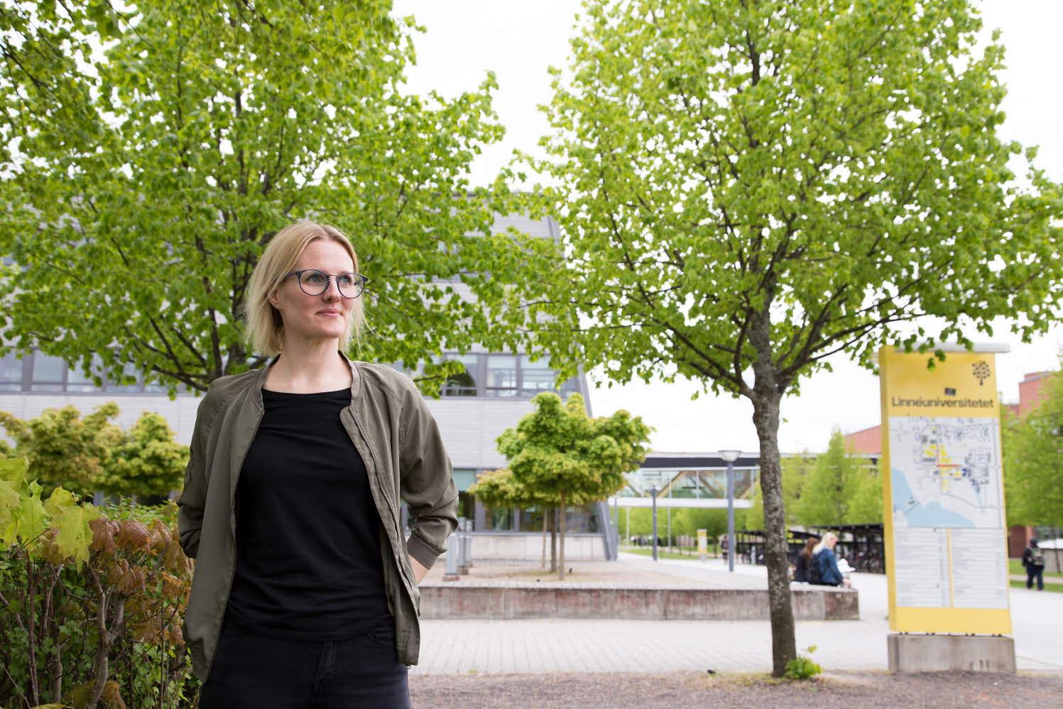 Porträtt Jenny Bülow Angeling