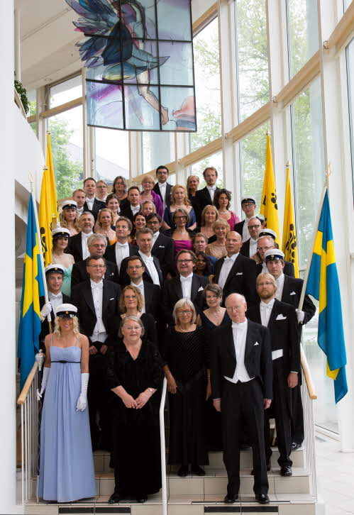 Group photo from the cermony